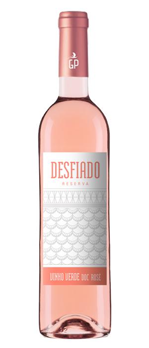Desfiado Rosé <br> VINHO VERDE